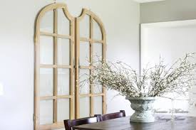 updating two arched windows a modern vintage home