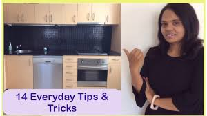 how to keep the kitchen always clean 14 everyday tips u0026 tricks