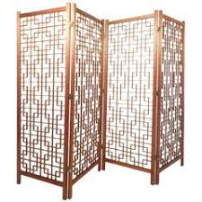 small japanese style room divider by teruo hara for sale at 1stdibs