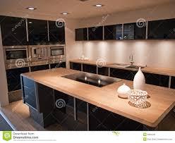 cuisine en dur étourdissant cuisine et bois et une partie de cuisine