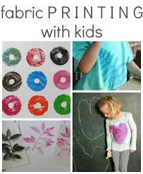 fabric arts and crafts ideas for kids the artful parent