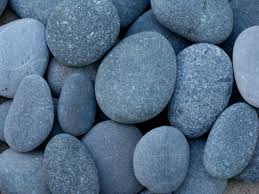 Rock Garden South by Black Pebbles 2 3 Olimar Stone Decorative Stone Beach Pebbles
