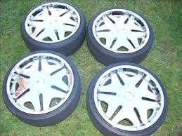 Used 24 Inch Rims 20 Inch Rims For Sale Youtube