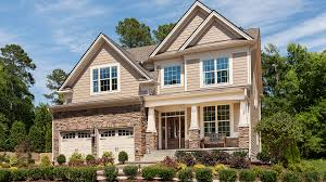 wake forest nc new homes for sale hasentree golf villas collection