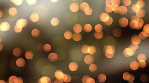 small orange lights 4k relaxing screensaver