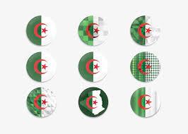 Algerian Flag Button Pin Algeria Flag Vector Download Free Vector Art Stock