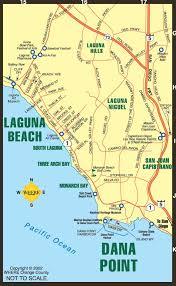 california map laguna map of laguna point