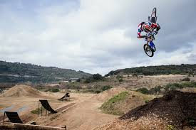 freestyle motocross ramps the french fmx connection winter break in southern france