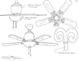 Tommy Bahama Ceiling Fans by Paper Sketches By Brian Love At Coroflot Com