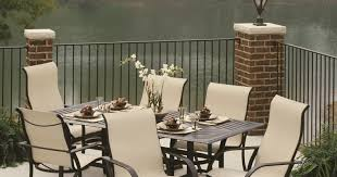 Steel Or Aluminum Patio Furniture Furniture Black Square Contmporary Steel Steel Patio Chairs
