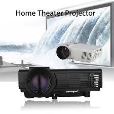 Lcd Q5 q5 projektor led lcd 800 600 heimkino multimedia stereo