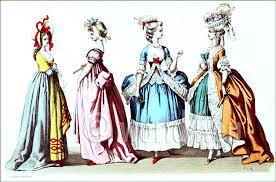 marie antoinette and her influence on fashion costume history