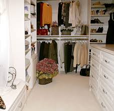 Furniture For Walk In Closet by Custom Bedroom Closet My Custom Closet