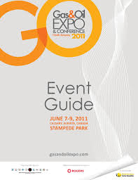 gas u0026 oil expo 2011 event guide by dmg events issuu