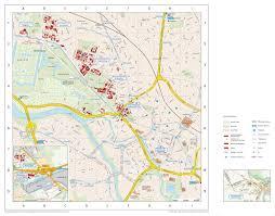 Und Campus Map Leibniz Universität Hannover Standorte