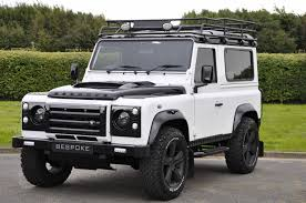 land rover defender 2013 showroom car sales bespoke cars harrogate land rover defender