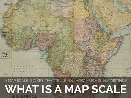 What Is A Map Scale Length And Map Scales By Jennifer Springate