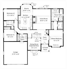 100 2300 square foot house plans the edgewood by hayden