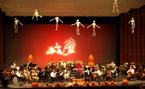 scary halloween music 12 days of halloween something festive to do in austin with