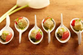 toronto caterers share delicious hors d u0027oeuvres to be served in 2017