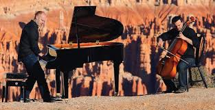 the piano guys titanium the at bryce