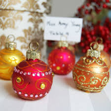 christmas ornament favors christmas decoration wedding favors the wedding specialiststhe