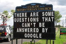15 hilarious church signs oddee