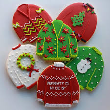 sweater cookie cutter sweater sugar cookies cus