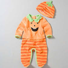 Infant Halloween Costumes Pumpkin Baby Pumpkin Fancy Dress Halloween Mindful Mum