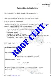 roof inspection report template fha roof inspection form best image voixmag