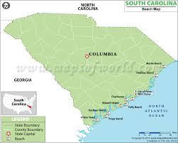 south carolina beaches map south carolina beaches map beaches in south carolina
