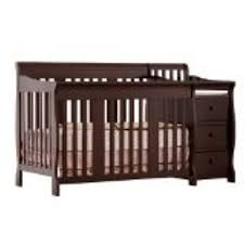 baby crib with changing table amazon com