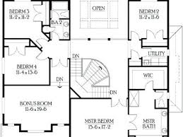 home floor plans 3500 square feet 3500 square foot house plans floor plan second story 3500 square