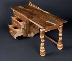 Unique Desk Ideas Unique Desk Unique Desk That Mimics Natural Landscape Digsdigs