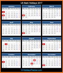 us bank holidays 2017 holidays tracker