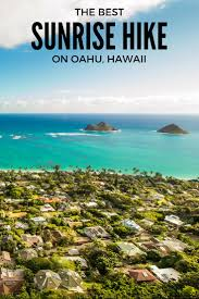 Tax Map Key Oahu Lanikai Pillbox Hike The Best Sunrise On Oahu Oahu Hawaii And
