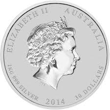australian kookaburra coins perth mint 1 kilo silver coin