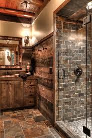 Rustic Bathroom Remodel Ideas - rustic bathroom designs contemporary with