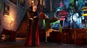 movie reviews u0027hotel transylvania u0027 vampire gags