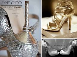 wedding shoes jimmy choo metallic bridal heels by jimmy choo