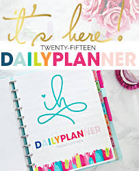 free printable life planner 2015 2015 daily planner planners pinterest planners organizing and