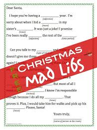 best 25 christmas mad libs for kids ideas on pinterest