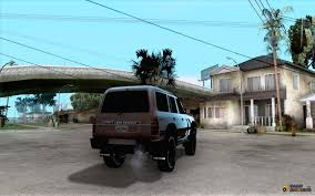 land cruiser off road toyota land cruiser 80 off road rims for gta san andreas