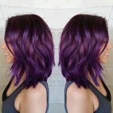 black hairstyles purple purple ombre hair on black hair archives hairstyles and haircuts