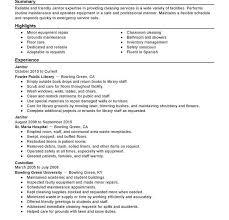 resumenance cover letternance supervisor resume sle superintendent