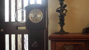 German Grandfather Clocks Vintage German U0027haller U0027 Grandmother Clock Youtube