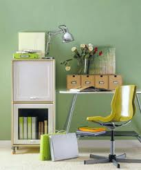 green office interior design healthy environment