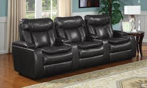 ariel power reclining leather home theater the dump america u0027s