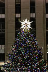 rockefeller center tree decorations including the