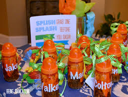 Favors For Birthday by Birthday Ideas Pool Favors Pool And Pools